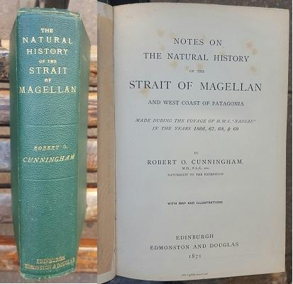 Notes on the Natural History of the Strait of Magellan and West Coast of Patagonia