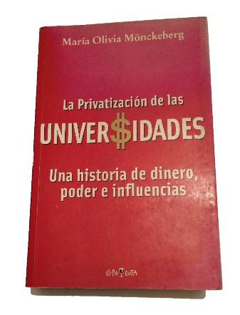 La Privatización de las Universidades