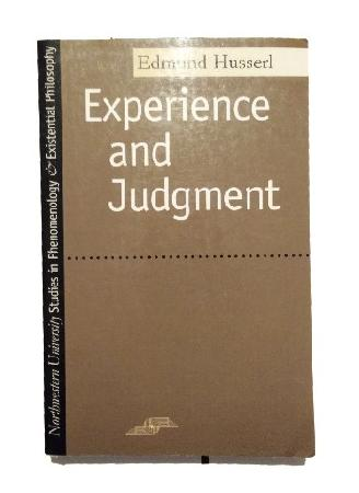 Experience and Judment